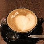 kawara CAFE&DINING -FORWARD- - ドリンク写真:カフェラテ
