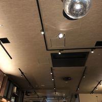 kawara CAFE&DINING -FORWARD--ミラーボールが回るよ