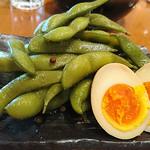 日本酒バル YODARE - 枝豆