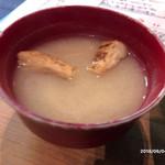 居酒屋 虎丸 - お味噌汁