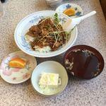 竹葉軒 - 焼肉丼('18/06/04)