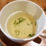 テッパンてつ屋 - スープ
