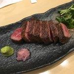 博多炉端 炉邸 - 赤牛肉