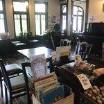 長崎次郎喫茶室 - 店内  昭和レトロな雰囲気ですね!