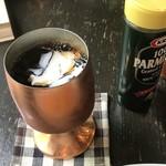 長崎次郎喫茶室 - 苦味があって美味しい珈琲