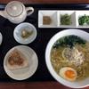 シュンシャン・春香 - 料理写真:鯛塩らーめん茶漬けセット