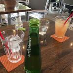 HIBIYASAROH - グレープフルーツジュース、アップルタイザー