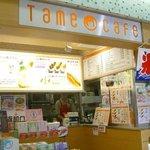 tame cafe - 店構え