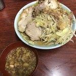 ラーメン富士丸 - 料理写真:【2018.6.1】国産ブタメン¥1150+ブタカスアブラ¥30