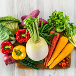 Restaurant Forest Coast - 新鮮野菜のサラダブッフェ