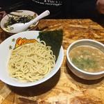 オハナ堂 - 濃厚魚介とんこつ つけ麺¥750