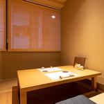 日本橋兜町 久治 - 二階個室