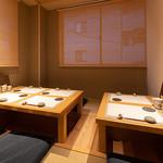 日本橋兜町 久治 - 二階テーブル