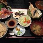 こはる食堂 - 料理写真:こはる御膳 1480円