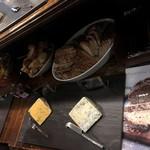 87035227 - チーズブッフェのテーブル