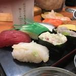 健康寿司海鮮家 - いかやまぐろ