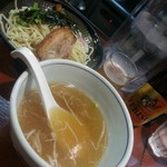 しお貫 - つけ麺2018.6.3