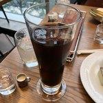 珈琲舎 表参道 - アイスコーヒー