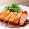 CAVAL - 料理写真:イベリコ豚のカツレツ