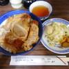 志満金 - 料理写真:かつ丼¥650-
