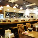 食事処 ニュー因幡 - うどん居酒屋スタイルを謳いながらも、うどん1杯で済ませられる気軽な雰囲気も有難いです。