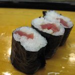 新寿司 - ほどけそうな鉄火