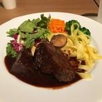 ragout - 牛ほほ肉赤ワイン煮