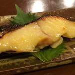 旬菜割烹 和しん - 銀ダラ西京焼き 700円
