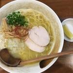 麺匠 ようすけ - 濃厚鶏白湯ラーメン(750円)