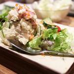 串のきいち - 「手作りポテトサラダ」