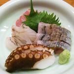 87048909 - 石鰈・蛸・砂摺り?・