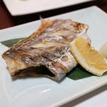 入道 - たち魚塩焼