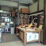 松本蕎麦店 - 松本蕎麦店・店内