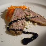 サンマルク - 鴨ローストと人参のサラダオレンジ風味