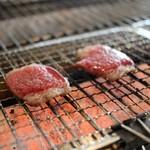 立ち食い焼肉ホルモン やす - 飛騨牛カルビ