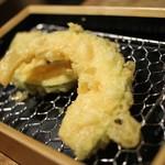 天ぷらスタンド KITSUNE - かぼちゃ天