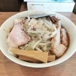小烏丸 - 料理写真:フィッシュマン   コンフィトッピング