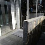 スパニッシュイタリアン Azzurro520 Canale de terrazza - 階段はこちら