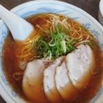 87053917 - 醤油チャーシュー麺