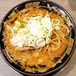 麺屋一魂 - 料理写真:エンマ味噌らーめん 830円