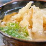 うどん平 - 料理写真:ごぼう天