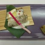 日本料理 花遊膳 - 太刀魚の塩麹焼きレモンクリームソース