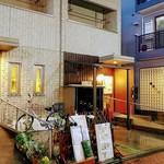 夜鮨 - 井荻駅南口の商店街にあります