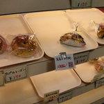 サンモリッツ - 夕刻は売り切れ多数