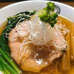 麺処 鶴舞屋 - 料理写真:煮干しそば