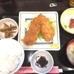 大塚せんや - アジフライ定食