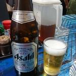 福食堂 - 瓶ビール中