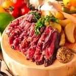 フォレストガーデン新宿 - 牛ハラミ肉のグリル