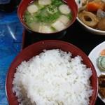 福食堂 - ご飯と味噌汁❗