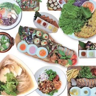 身体に優しく健康的なベトナム料理!